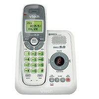 Vtech Dect 6.0 Wireless Home Phone Telephone With Answering Machine 1-set System