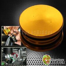 GOLD ALUMINUM ENGINE CAM SHAFT SEAL COVER CAP PLUG CIVIC DEL SOL S2000 DA DC2