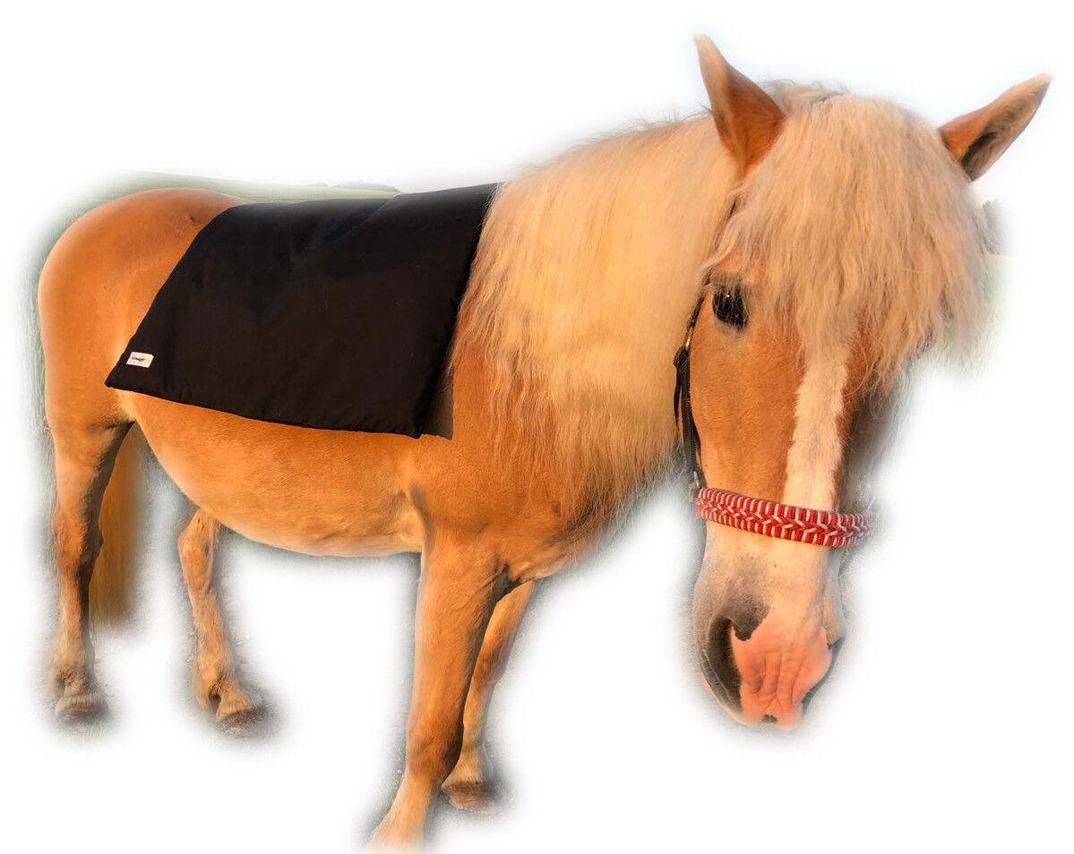 Magnet auflegedecke, campo magnético maletero, campo magnético manta para caballos, ponys, etc.