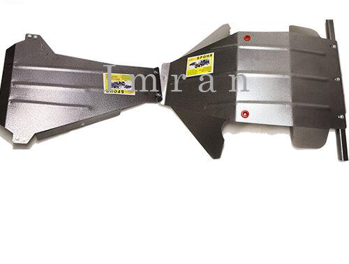 Lada Niva 1600 ingranaggi Protezione Dispositivi di protezione posteriori di protezione del motore 1900 1700