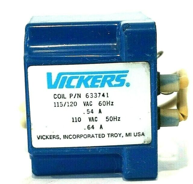 Vickers 633741 Industrial Control System for sale online
