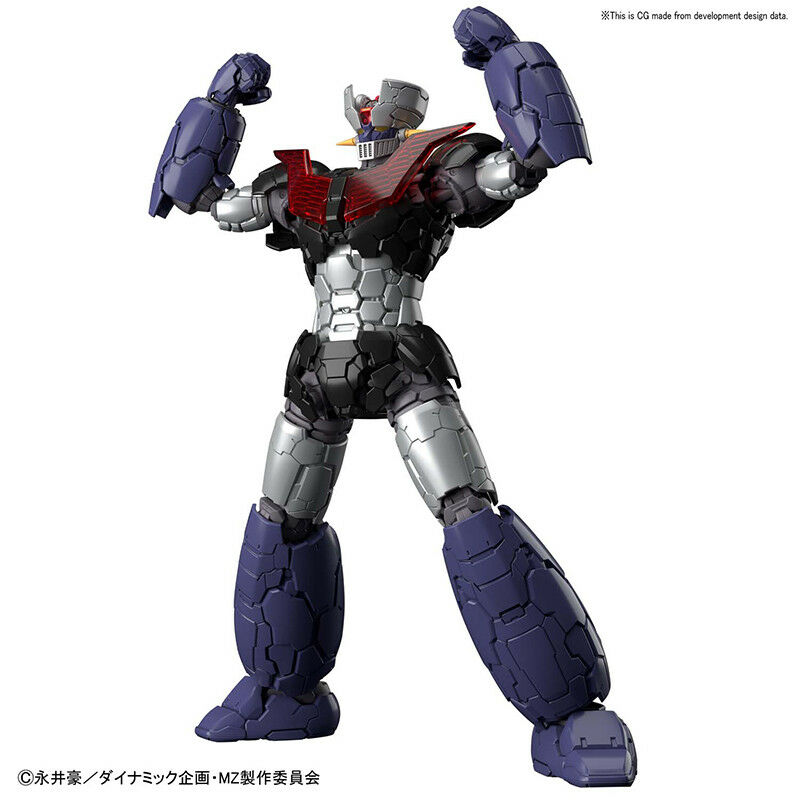 Mazinger Z - Mazinga Z Infinity Version Plastic Model Kit 1 144 (NO GUNPLA)