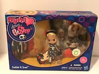 2010 Littlest Pet Shop Blythe And Pet - Buckles & Bows Package Wear