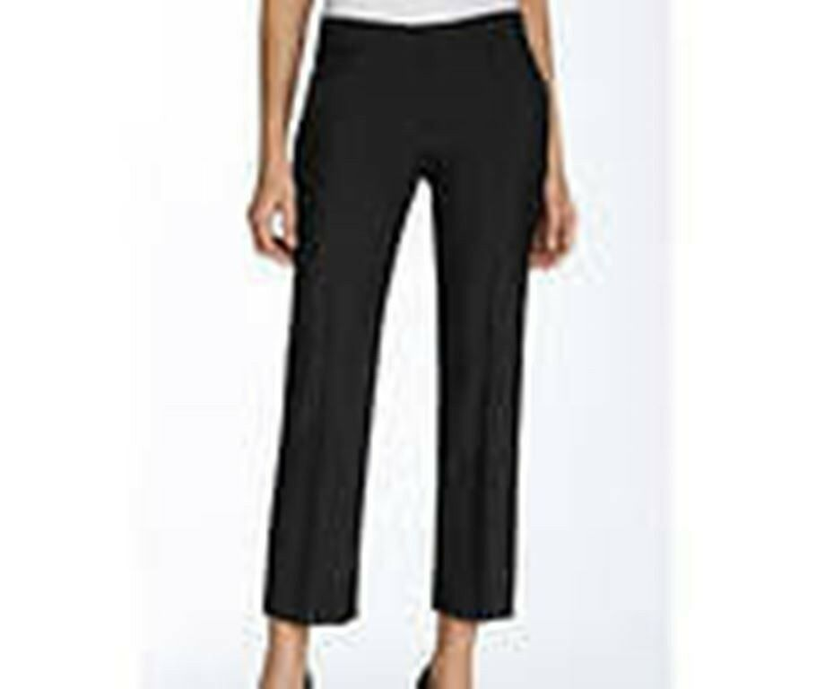 THEORY Cropped Tailor PANTS Chromium BROWN Malene Stretch WOOL 2  235