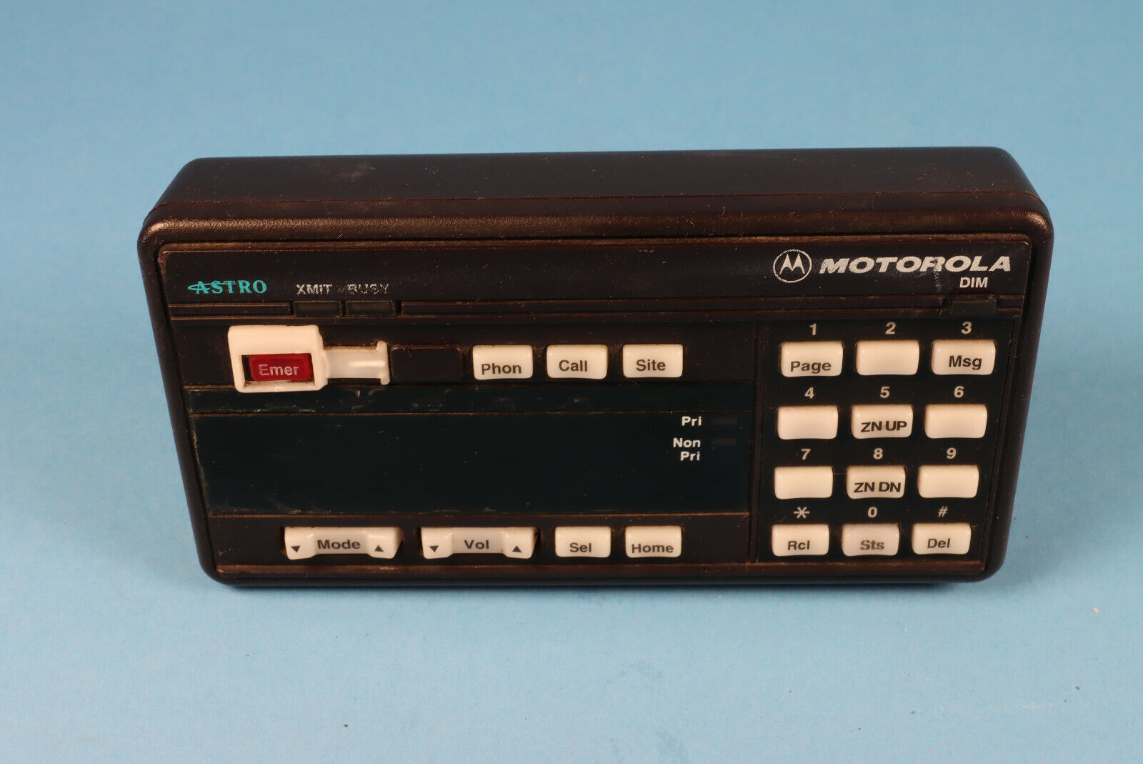 Motorola Astro Spectra W9 Control Head HCN1078C. Available Now for 12.00