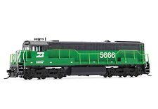 Arnold Burlington Northern GE U28C DCC Ready #5666 N Scale Locomotive HN2317