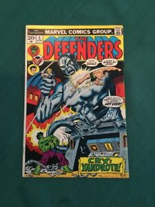 Defenders-3-Fine-6-5-White-Pages