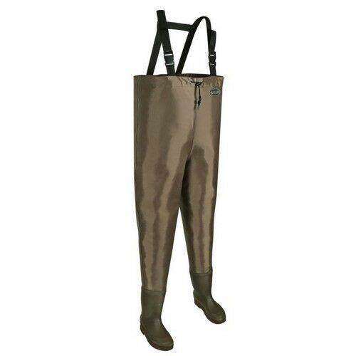 tuttien 11862 Brule River avviofoot Chest Waders With Cleated Soles  Dimensione 12