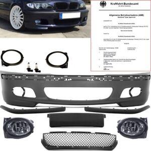 BMW-E46-STOssSTANGE-Limousine-Touring-Zubehoer-Nebel-fuer-M-Paket-II-Technik-98-05