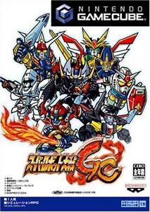 Used-Nintendo-GameCube-Super-Robot-Taisen-Wars-GC-Import-Japan