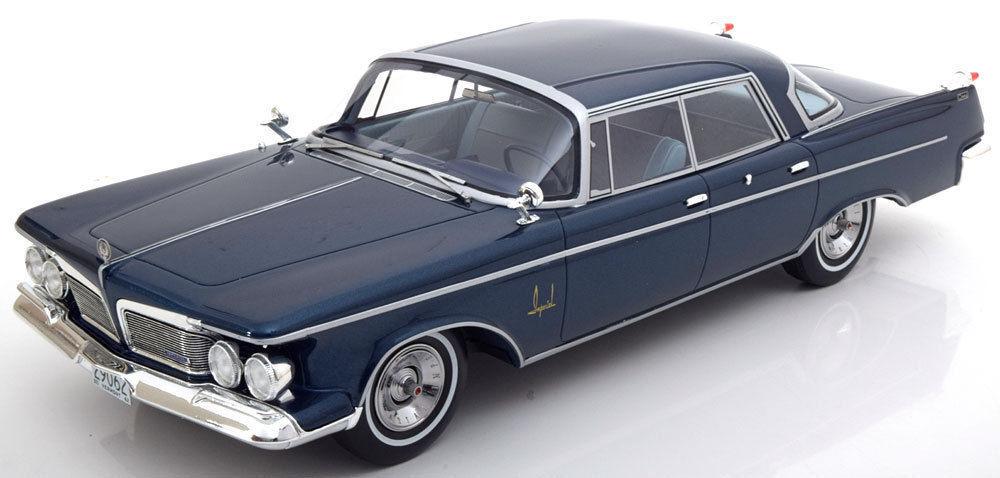 BoS 1962 Imperial Crown Southampton  4-Door Dark bleu 1 18 LE 504 Rare Findnouveau  Achetez maintenant
