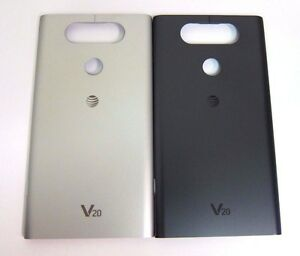 new arrival 1c63e 1c003 Details about A-Stock LG V20 H910 Back Cover Battery Door with AT&T Logo  Titan Gray or Silver