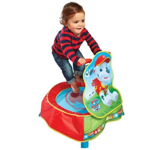 FREE P+P NEW PAW PATROL MARSHALL TODDLER TRAMPOLINE INDOOR 12 MONTHS