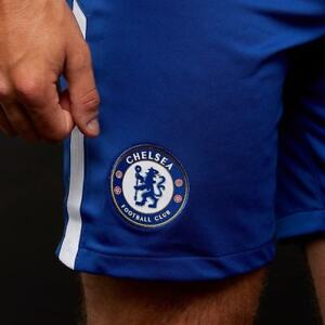 Nike-Men-039-s-2017-2018-Chelsea-Home-Football-Shorts-Blue-Running-Walking-Gym-L