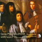 Telemann: Wassermusik; Flute Concertos (CD, Mar-2008, Stradivarius)