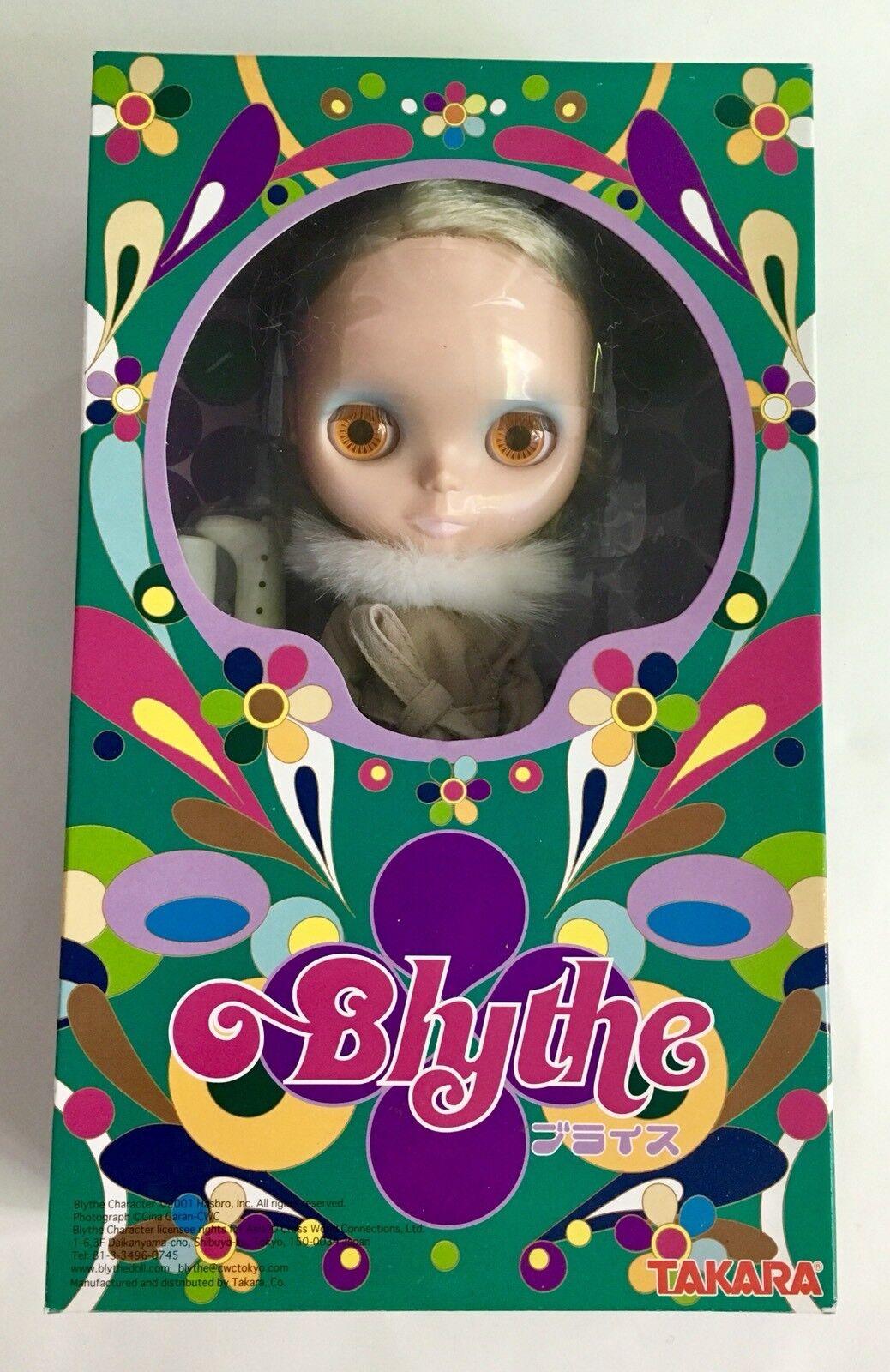 Nunca quitado de la Caja Takara Hollywood Neo Blythe Doll BL-2 brillante cara Vendedor de Estados Unidos