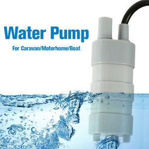 Aquarium-Pump-Submersible-Water-Fish-Tank-Fountain-Pond-Marine-10-L-min-5M-12V