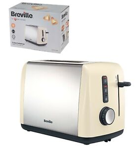 Details About Breville Colour Collection Stianless Steel 2 Slice Cream Toaster Crumb Tray