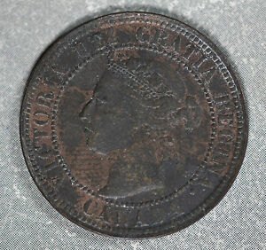 Better-Date-1892-Canada-Large-Cent-Nice-Condition
