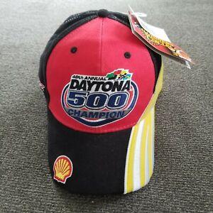 Winner-039-s-Circle-29-KEVIN-HARVICK-49th-Annual-Daytona-500-Nascar-Champion-Hat