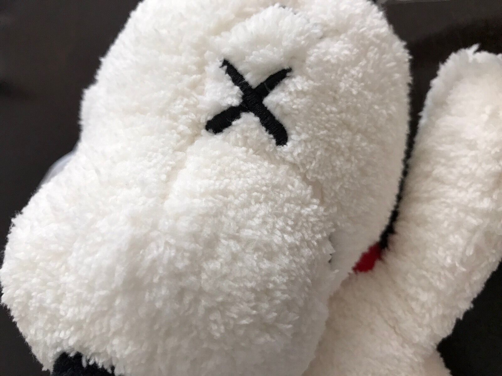 KAWS X PEANUTS GANG X UNIQLO PLUSH TOY SMALL SIZE SNOOPY XX RARE