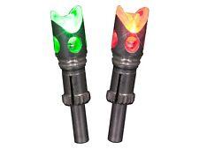 Nockturnal Predator Lighted Nocks for Crossbow Bolts 3/Pkg #2 Green