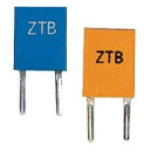 2 x Filtro resonador 2 pin 525Khz
