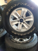 """17 """" Ford F150 rims and tires London Ontario Preview"""