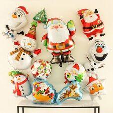 10pcs FROZEN Olaf Snowman Birthday Party Decor MYLAR Foil Balloon 44*70CM