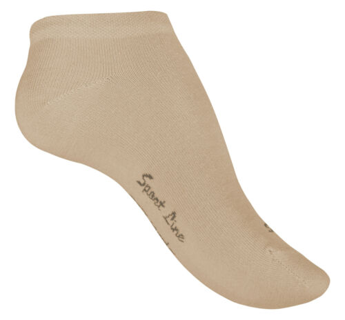 4-8 oder 12 Paar Damen Sport Socken Sneaker Füßlinge Sneakersocken Kurzsocken