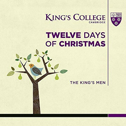 The Kings Men - Twelve Days of Christmas [CD]