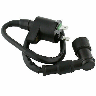 IGNITION COIL FITS YAMAHA GRIZZLY 450 YFM45F 4WD 2007-2014 ATV IGNITION COIL