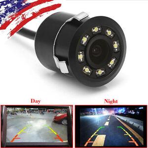 170-8-LED-Car-Rear-View-Camera-Night-Vision-Car-Reversing-For-Parking-Monitor