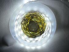 5 Meter 12V DC Kaltweiß LED Strip Streifen SMD 7020 Nicht Wasserdicht 300 LEDs