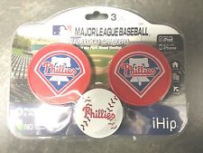iHip MAJOR LEAGUE BASEBALL SPEAKERS PHILLIES For iPod iPhone