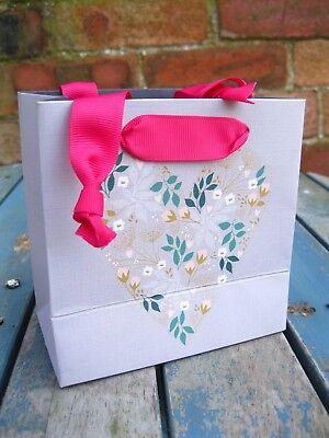 Fedele Sara Miller Gift Bag Naif Cuore Festa Di Compleanno Regali Matrimonio Piccole- Una Vasta Selezione Di Colori E Disegni