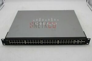 REF-Cisco-SRW248G4P-K9-48-Port-10-100-4-Ports-Gigabit-Switch
