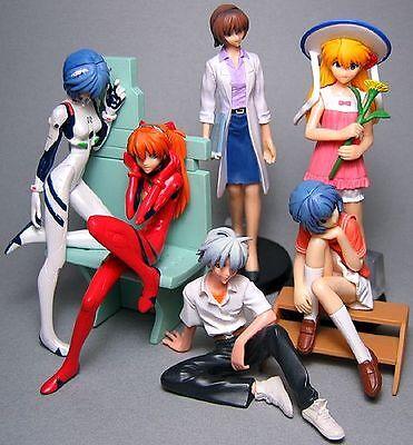 Bandai HG HGIF Shin Seiki Evangelion EVA Sadamoto Yoshiyuki Figure Part 1