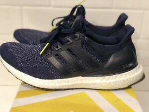 260c9d38c38 Image is loading Adidas-Ultra-Boost-1-0-Navy-Blue-Mens-