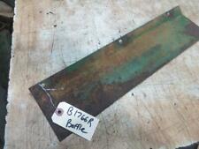 John Deere B Radiator Overflow Baffle Part Number B1766r
