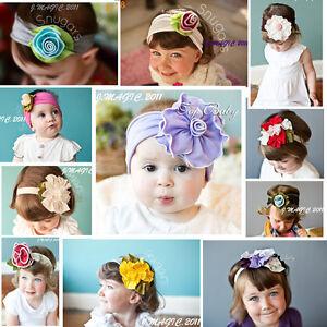 Top-Baby-Flower-Cotton-Headband-Infant-Newborn-Baby-Girl-Toddler-Christening