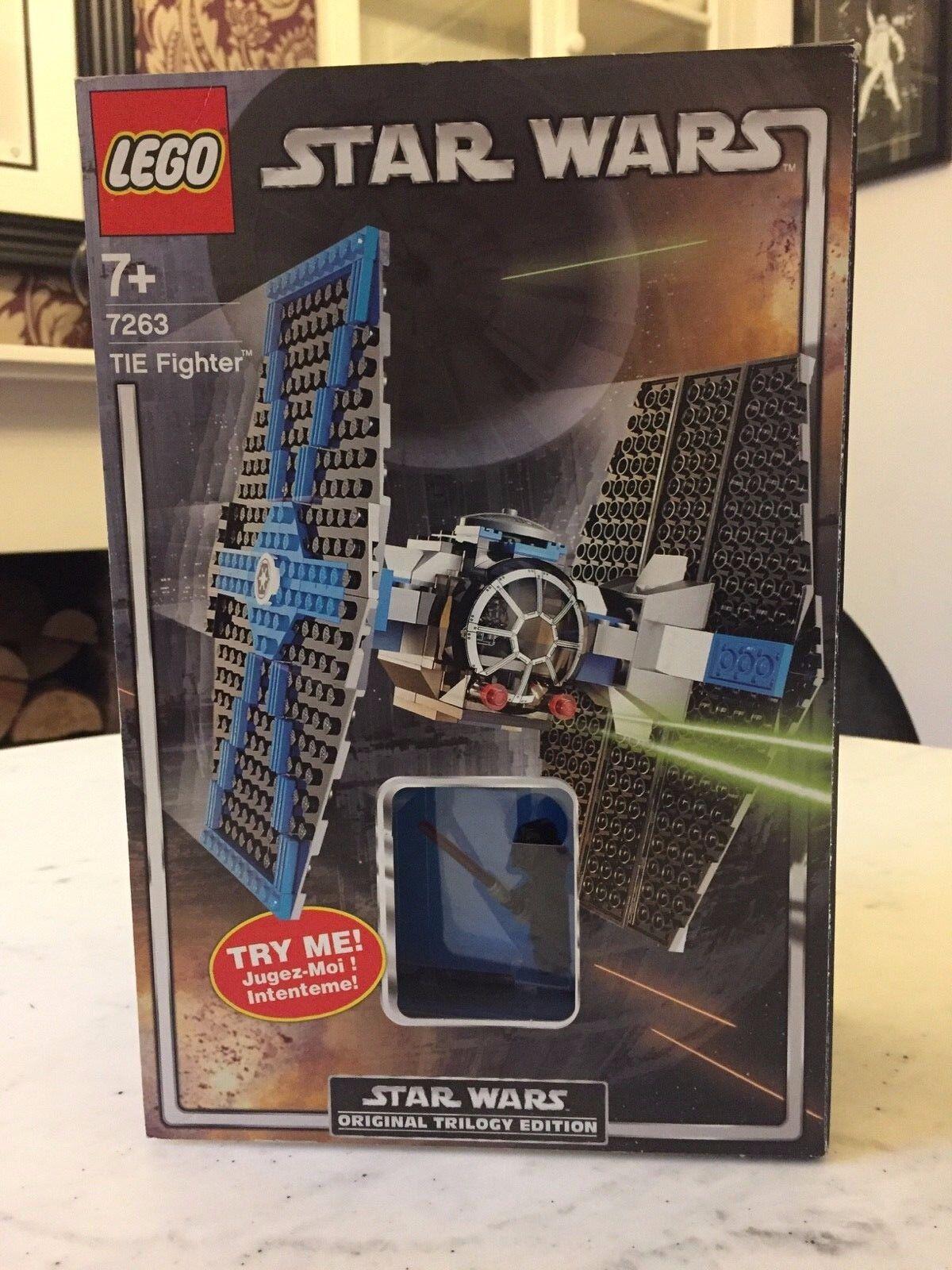 Lego Star Wars TIE Fighter 7263