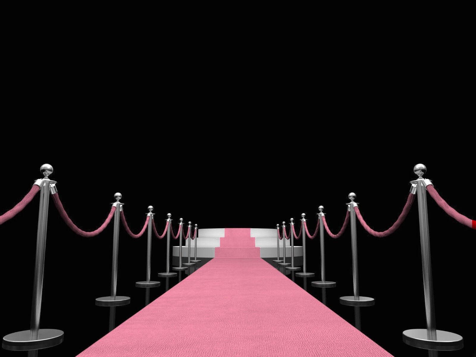 Läufer, Rosa Rosa Rosa Teppich, VIP Teppich, Empfangsteppich, Hochzeitsteppich ab 2,95 m² | Smart  cc0e81