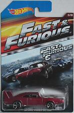 "Hot Wheels - ´69 / 1969 Dodge Charger Daytona ""Fast & Furious 01/08"" Neu/OVP"