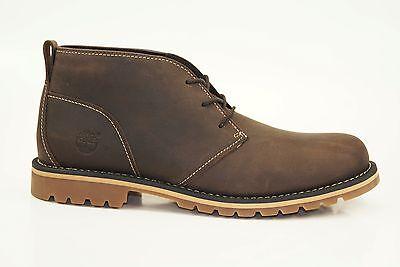Timberland Grantly Chukka Boots Schnürschuhe Knöchelhoch Herren Schuhe A12HY | eBay