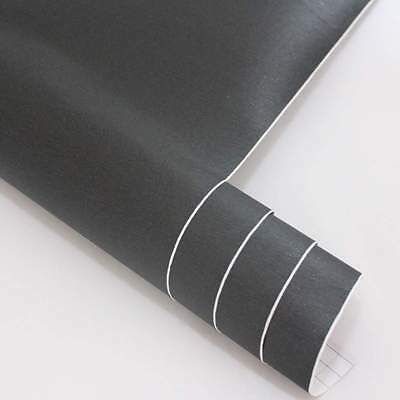 BRUSHED ALUMINIUM VINYL CAR WRAP DIFFERENT COLOURS AND SIZES - AIR BUBBLE FREE