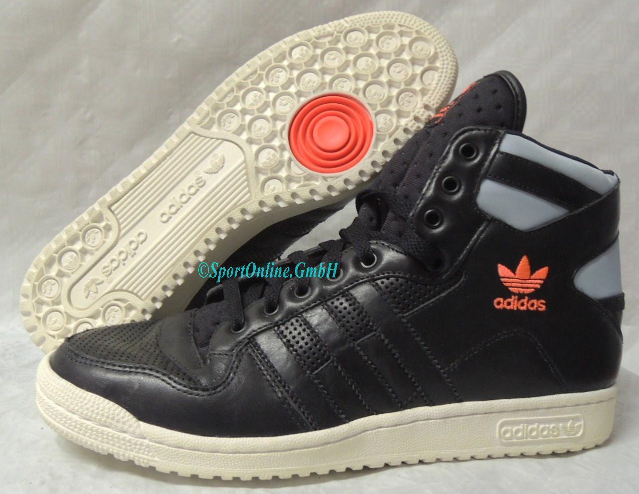 NEU adidas Decade Hi Größe 42 2/3 Herren Schuhe Sneaker Boots ORIGINALS G44186