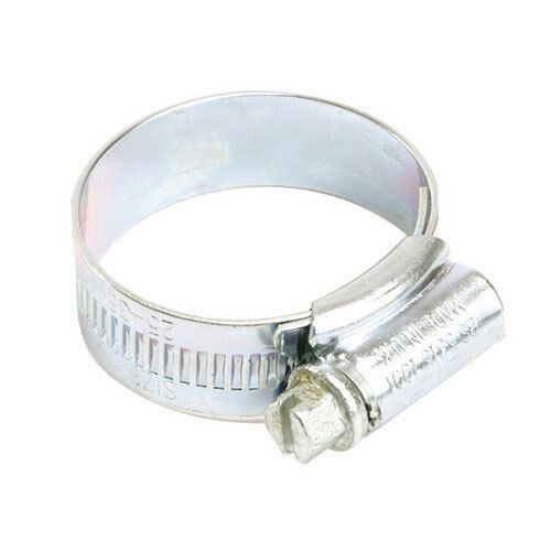 Box of 10-0MS Jubilee Hose Clips M//S 0 16-22mm