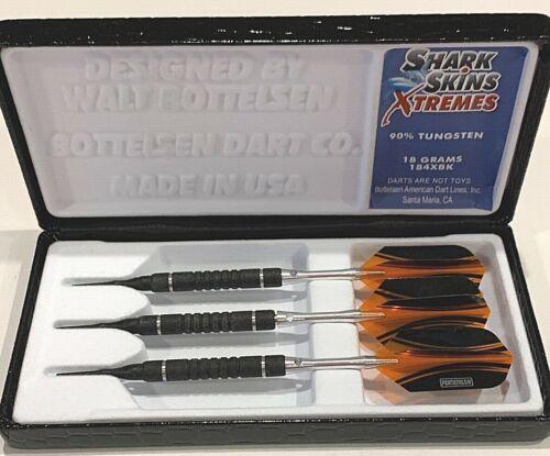 Details about  /BOTTELSEN SHARK SKIN XTREME SOFT TIP MODEL 184XBK 18 GR BRAND NEW FREE SHIPPING