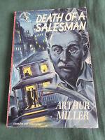 DEATH OF A SALESMAN-ARTHUR MILLER- POCKETBOOK P/BACK -( IN PLAY FORMAT)- 1952